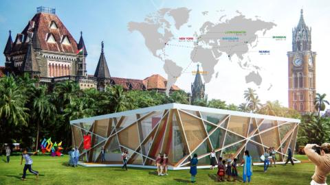 BASF Creator Space Worldtour