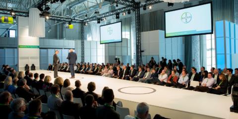 Bayer Leadership Conference 01