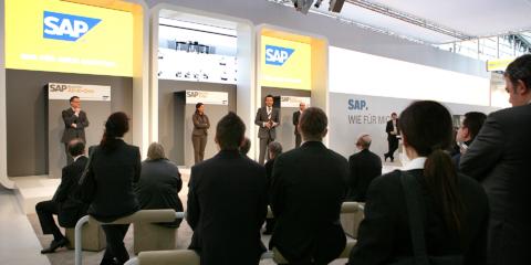 SAP CEBIT 03